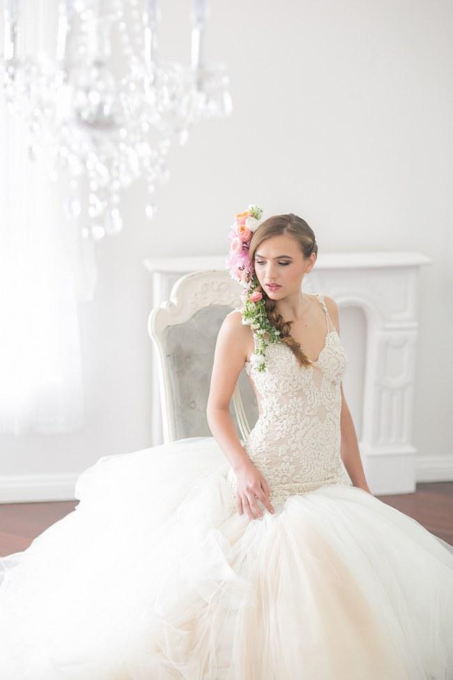 Backless Wedding Dress - Galia Lahav - Patchouli Bridal Gown (7)