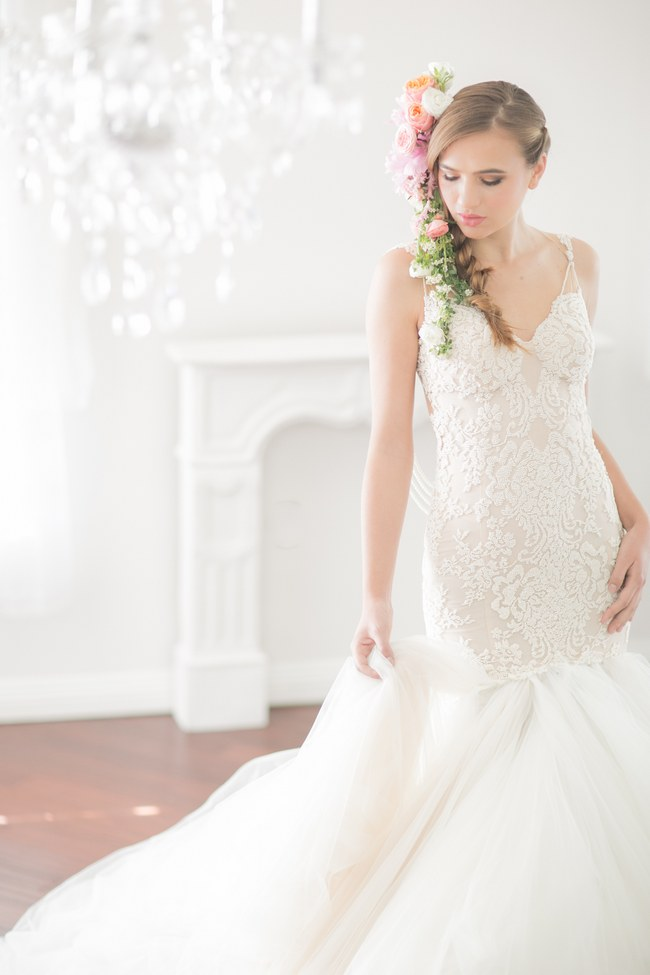 Backless Wedding Dress - Galia Lahav - Patchouli Bridal Gown (8)