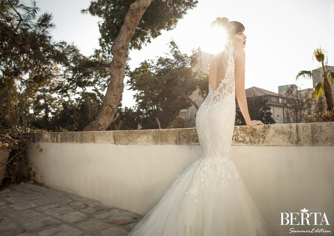 2015 Berta Wedding Dresses {Sizzling Summer 2015 Collection Première}