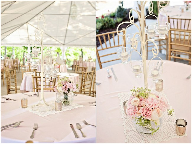 Love in bloom a perfectly pink blush soft spring wedding just blush spring wedding pretty pink flowers 4 mightylinksfo Gallery