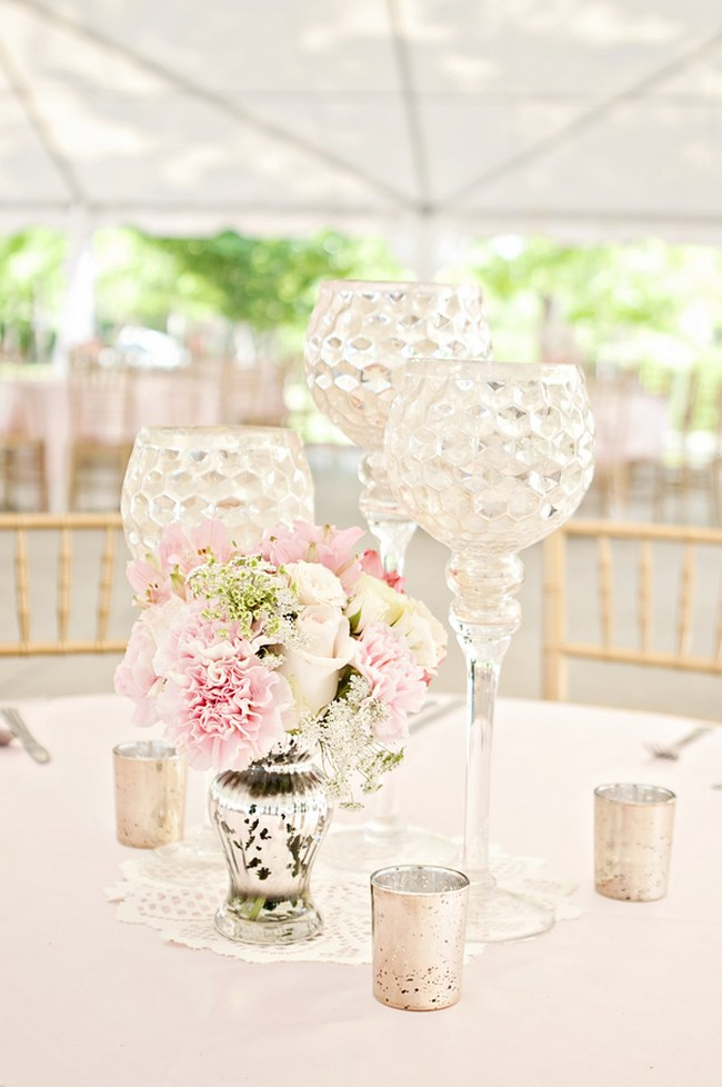 Glass Flower Vases Centerpieces