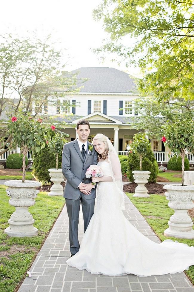 Mr. & Mrs. Kroeger: Wedding Day