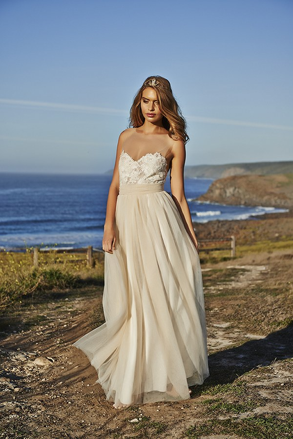 Smoking Hot Bohemian Wedding Dresses