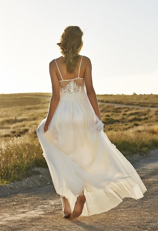 Bohemian Wedding Dress and gowns 00007