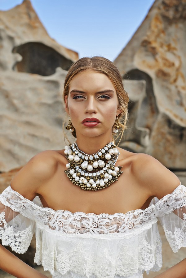 Bohemian Wedding Dress and gowns 00008