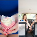 Cupcakes and Kombis Pink Engagement Session