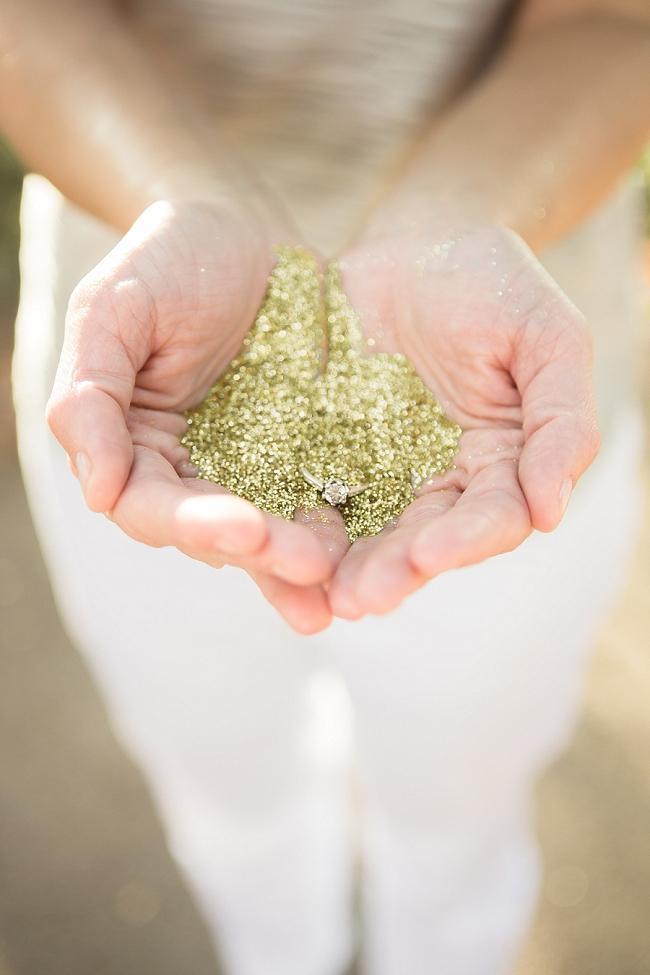 Glitter Engagement Shoot E Session 13