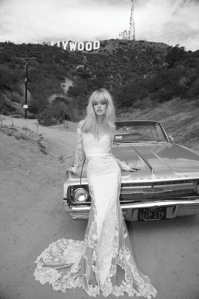 Inbal Dror 2014 Wedding Dresses - The Los Angeles Collection
