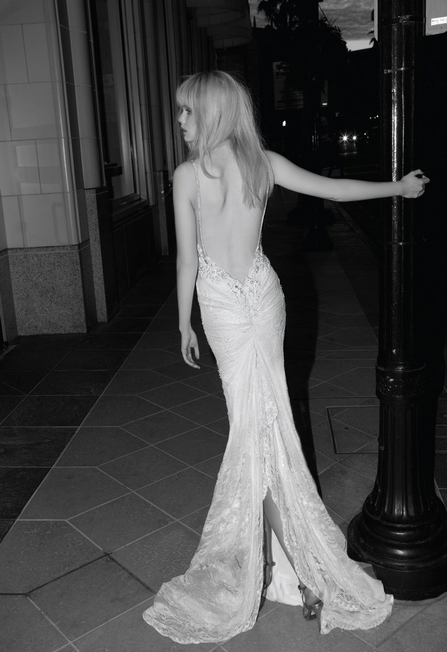 Inbal Dror Wedding Dress Collection 2014  (3)