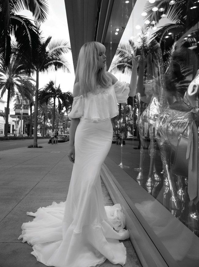 Inbal Dror Wedding Dress Collection 2014 Gown 8 (2)