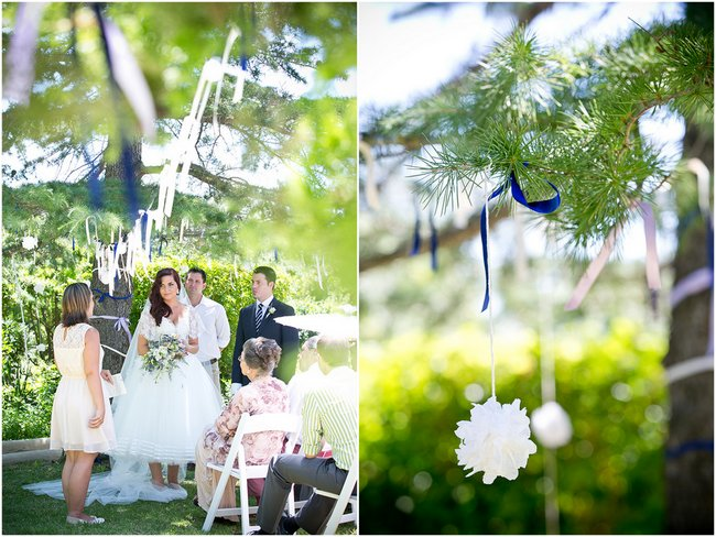 Intimate, Summer Picnic-Style Wedding in Navy & White (74)