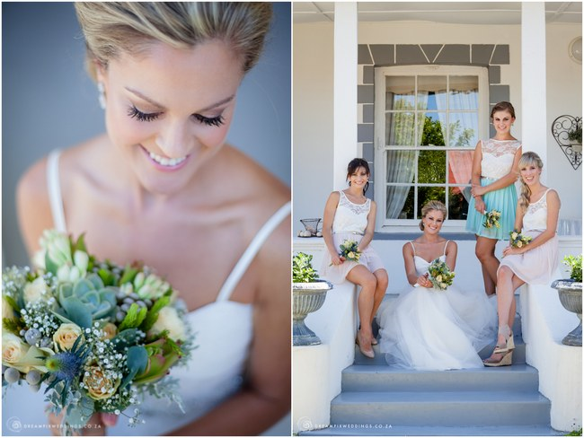 Relaxed Seaside L'Agulhas South African Wedding {Dreampix Weddings}