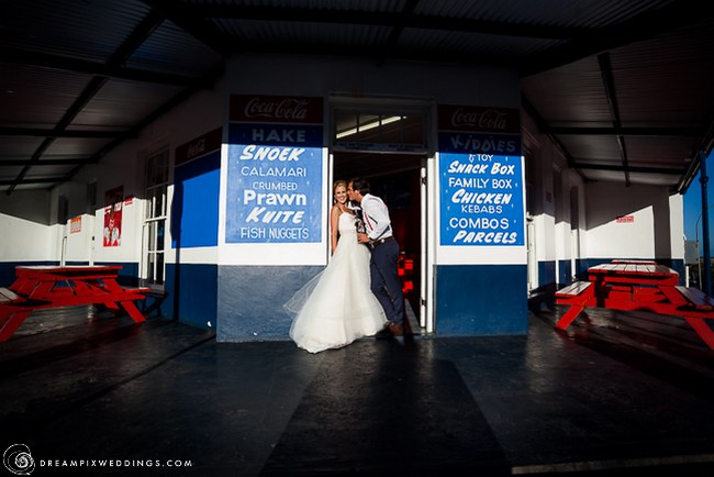 Laid Back L'Agulhas South African Wedding 16