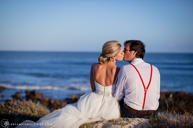 Laid Back L'Agulhas South African Wedding 17