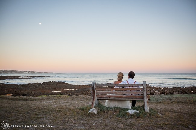 Laid Back L'Agulhas South African Wedding 29