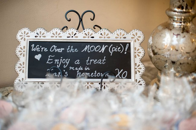Pretty Peach and Blush Autum Wedding at the Tupper Manor by Kristen Jane Photography  04