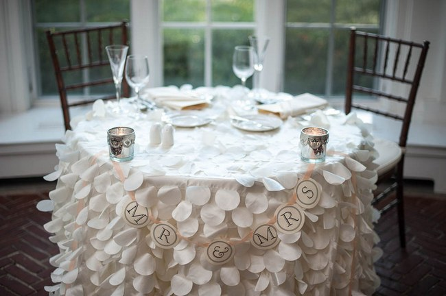 Pretty Peach and Blush Autum Wedding at the Tupper Manor by Kristen Jane Photography 15