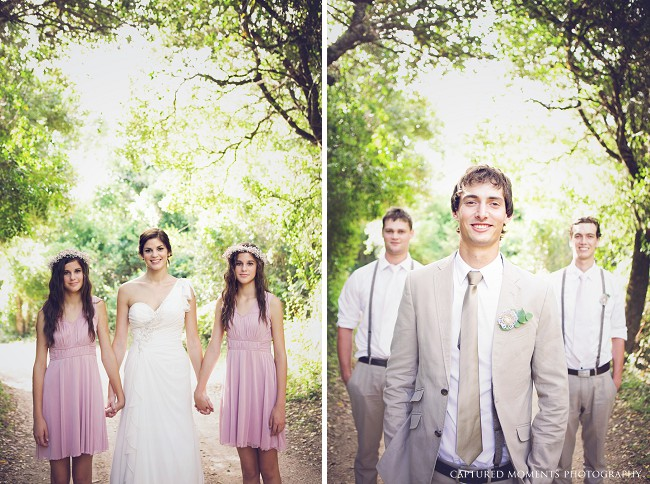 Rustic Blush South African Wedding The Plantation (22)