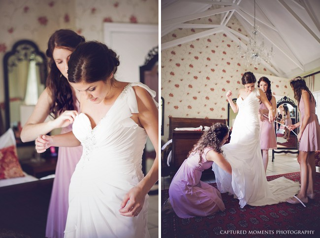 Rustic Blush South African Wedding The Plantation (6)