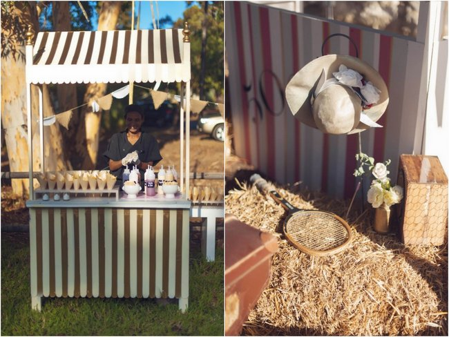 Rustic Cream and Gold Carnival Wedding (72)