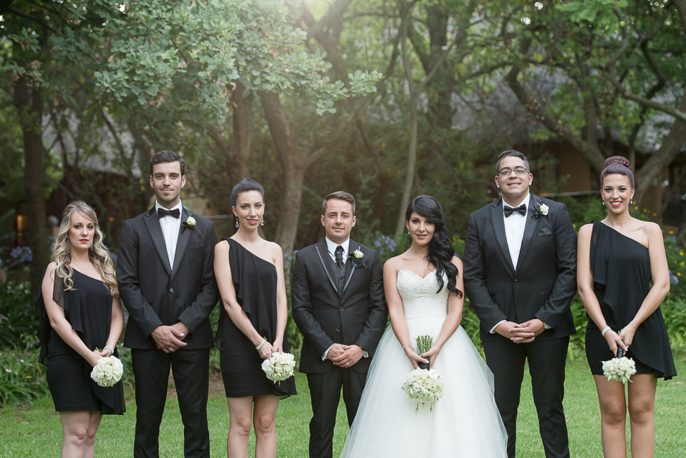 Chic Sophisticated Black White Cocktail Style Wedding,Casual Outdoor Wedding Dress Ideas