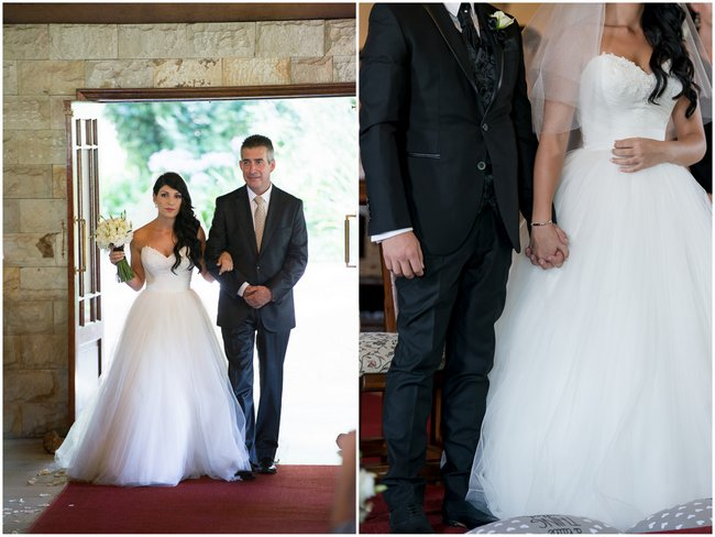 Sophisticated Black and White Cocktail Style Wedding at Moon and Sixpence (4)