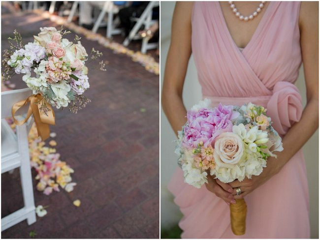 Elegant Blush and Gold San Antonio Summer Wedding (3)