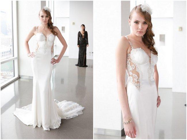 New York Bridal Fashion Runway Sneak Peek