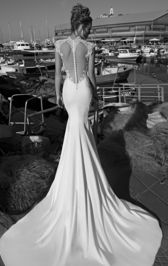 Galia Lahav Wedding Dress - Dolce Back