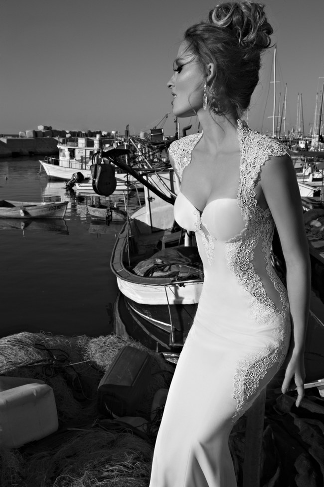 Galia Lahav Wedding Dress - Dolce