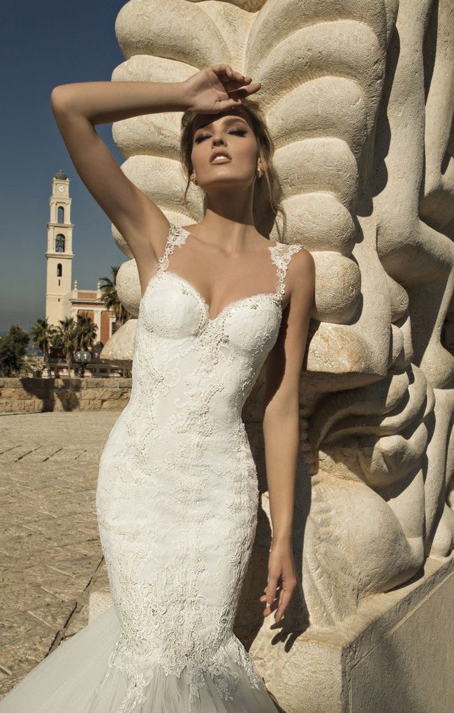Galia Lahav Wedding Dress -  Odette Gown (1)