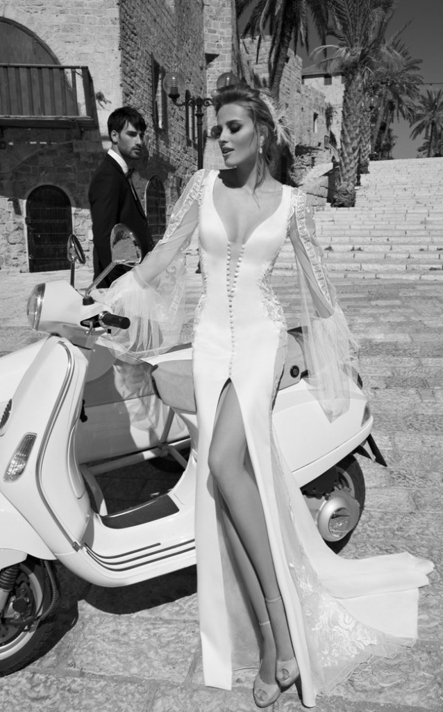 Galia Lahav Wedding Dress -  Paradicio Gown (4)