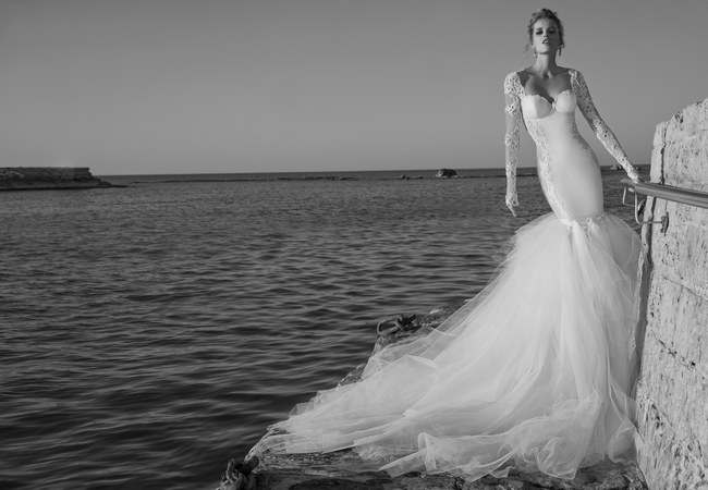 Galia Lahav Wedding Dress - Tullia Gown with Detachable Tulle Skirt (1)