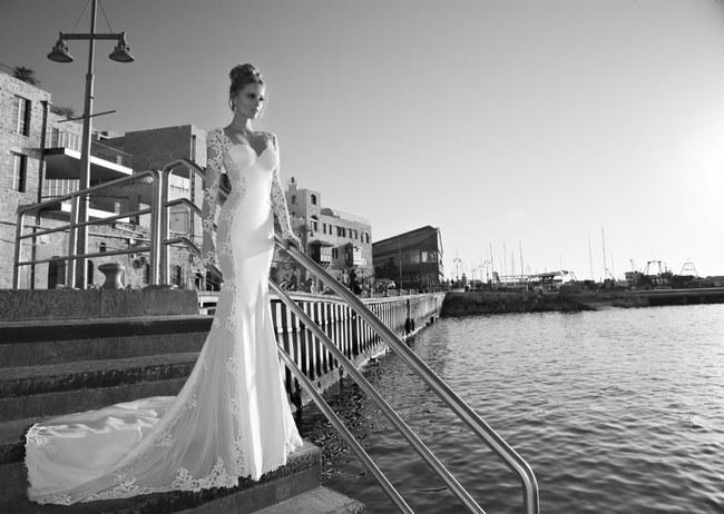 Galia Lahav Wedding Gowns: Galia Lahav's La Dolce Vita {Part 2} Worldwide Collection