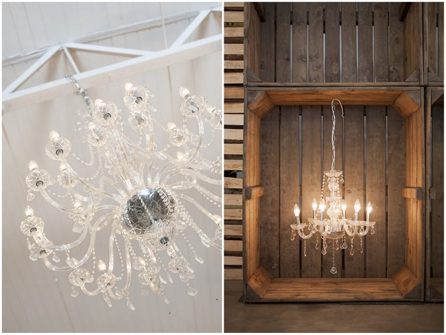 Hanging Decor Pale Yellow, White & Coral Winelands Destination Wedding (South Africa) :: Joanne Markland Photography :: ConfettiDaydreams.com Wedding Blog