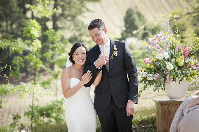 Couple Portaits :: Pale Yellow, White & Coral Winelands Destination Wedding (South Africa) :: Joanne Markland Photography :: ConfettiDaydreams.com Wedding Blog