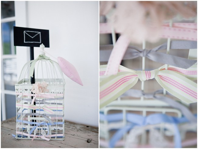 Pastel doily seating chart - wedding decor  :: Pretty Pastel and Powder Blue DIY South African Wedding captured by Nadine Aucamp Photography :: Published on Confetti Daydreams Wedding Blog