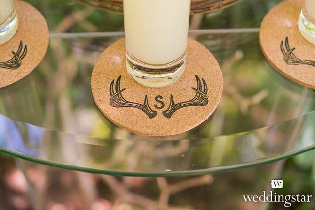 Rustic Woodland Wedding Decor  15