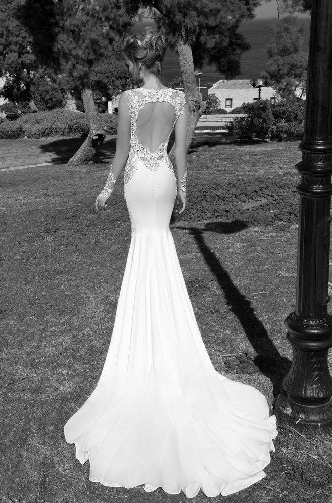 Galia Lahav S Backless Wedding Gown One Of Many Seriously Hawt And Unbelievable Dresses