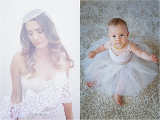 Flower Girl // Vintage Elegance Neutral South African Wedding //Lauren Kriedemann photography // via www.ConfettiDaydreams.com //