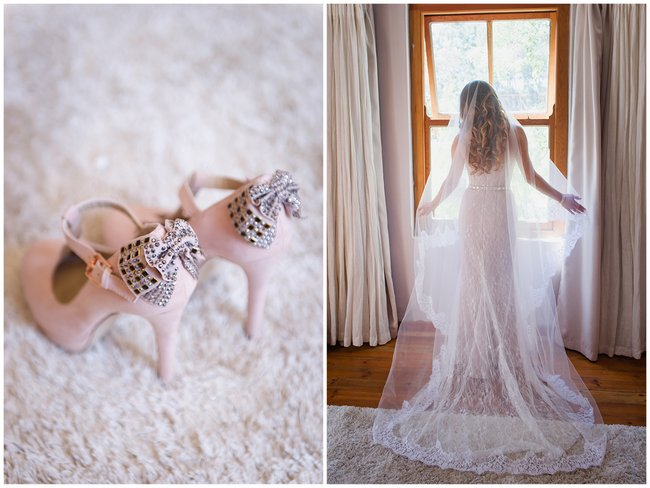 Vintage Elegance Neutral South African Wedding - Lauren Kriedemann
