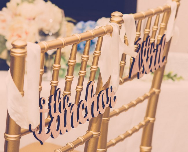 Wedding Chair Decor Covers Signs  11