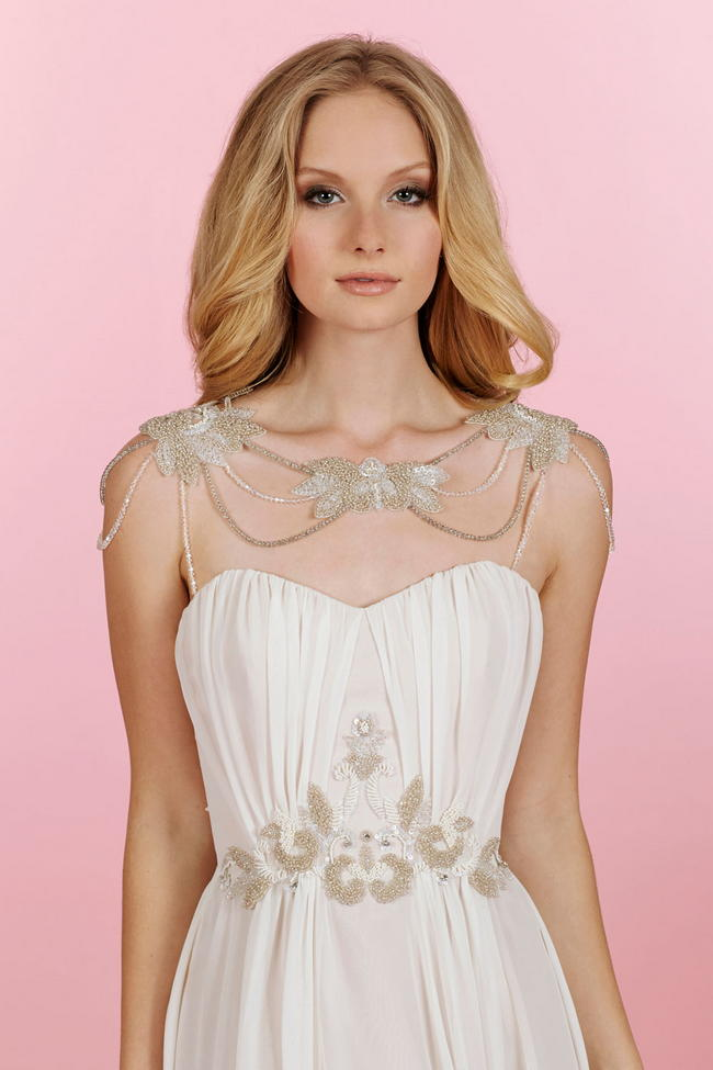 Blush by Hayley Paige 2014 Wedding Dresses (1)