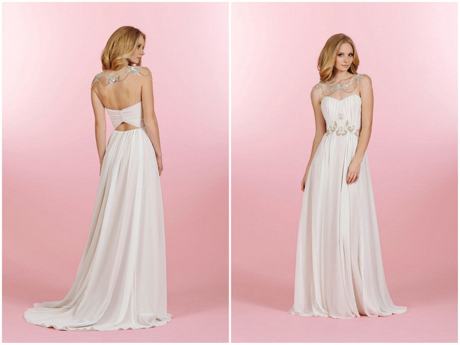 Blush by Hayley Paige 2014 Wedding Dresses (4)
