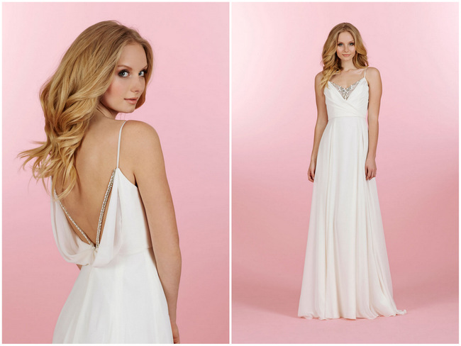 Blush by Hayley Paige 2014 Wedding Dresses (5)