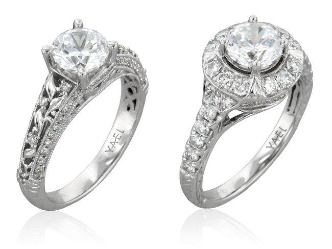 Diamond Engagement Ring Tips - Yael Designs (1)