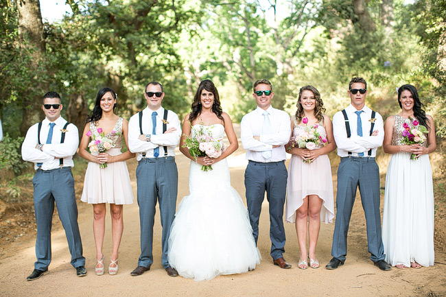 Photo Ideas / Totally Gorgeous Glitter Blush Pink Gold South African Wedding / Adene Photography /