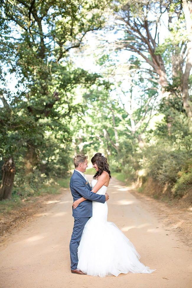 Glitter Blush Gold South African Wedding (25)