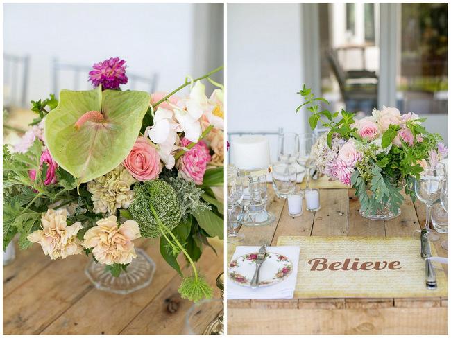 Glitter Blush Gold South African Wedding (47)