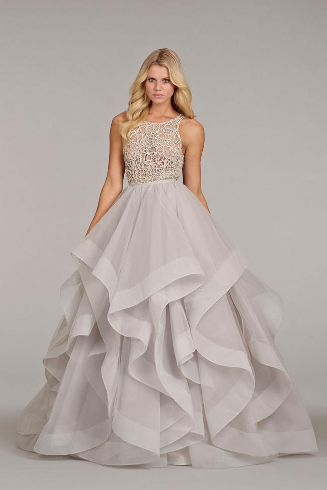 Delectably Feminine: Hayley Paige and Blush by Hayley Paige Bridal ...
